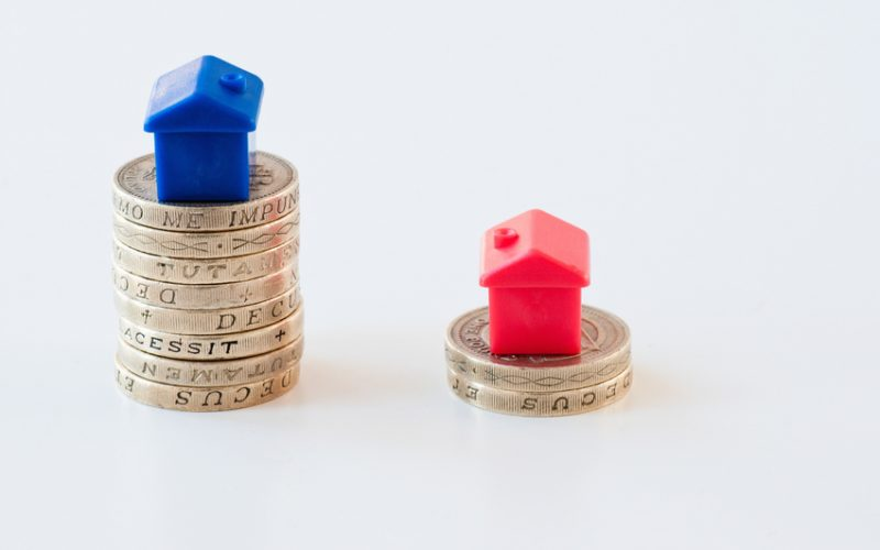 Landlords honing in on lower value properties