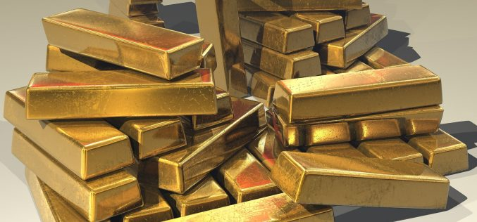 Gold Rises By $10.90 Per Ounce