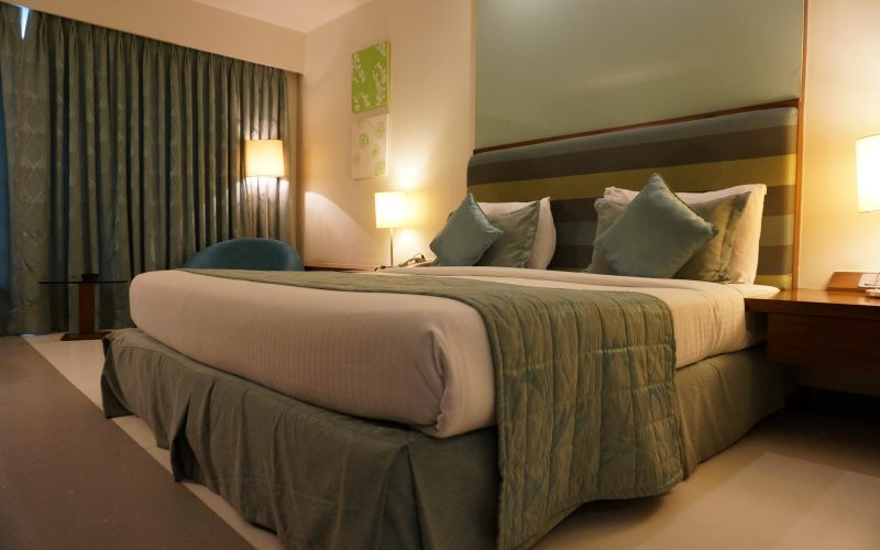 Hotel occupancy rates across UK cities on the rise
