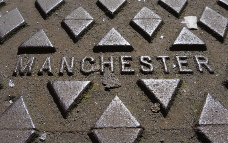 Manchester is one of Europe's fastest growing cities