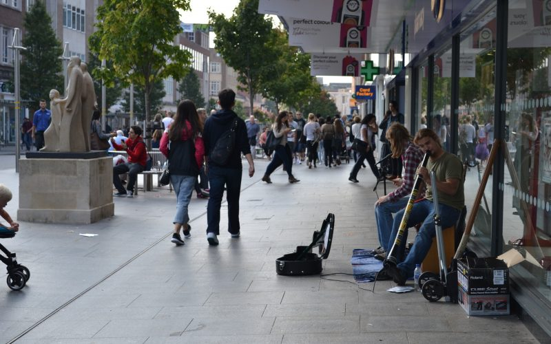Will Britain's High Streets evolve into residential communities?